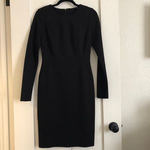 Tahari Black Stealth Dress